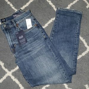 Gap High Rise Girlfriend Jeans